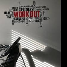 Self Respect Set Goals You Can Do This Wall Fitness Decal Quote Gym Kettlebell Crossfit Yoga Boxing Wall Art Motivational Wall Art Decal Wall Art Vinyl Wall Decals