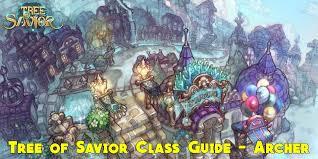 tree of savior cl guide archer