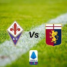 Seria A, Probabili formazioni Fiorentina-Genoa ~ WebMagazine24