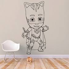 Catboy Wall Decal Kuarki Lifestyle Solutions