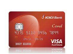 credit card statement bank account