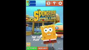 The Spongebob Movie Game: Sponge on the Run Android/iOS App Game ...
