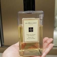 jo malone english pear and freesia bath