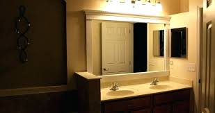 images of bathroom lights over mirror