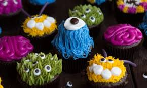monster cupcakes video tutorial i