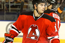 CollegeHockeyPlayers.com Adam Henrique(17) New Jersey Devils ...