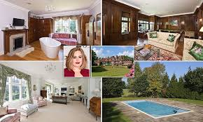 Adele's former country manor home on sale for £7.25million | Daily Mail  Online