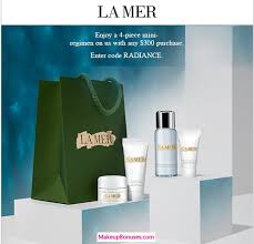 la mer free gifts with purchase promo