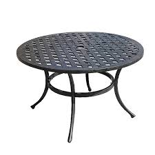weave 42 round coffee table d o t