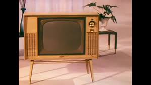 Royalty-free Old-fashioned TV and hours on it stand about… #1694959 Stock  Video | Imageric.com