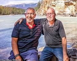 Father flown around the world by cancer patient after he donated bone  marrow   The Union Journal