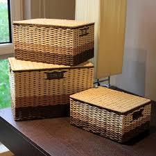desktop garden storage box with lid box