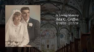 Obituary | Ada C. Griffin of Epsom, New Hampshire | Kent & Pelczar Funeral  Home