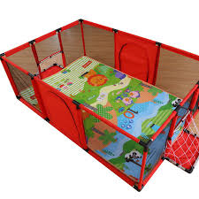 2019 Portable Baby Fence Baby Playpen For Children Indoor Kids Playpen Fence Playpens Play Yards Baby Gear Playpens Play Yards