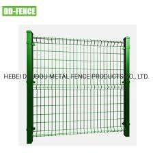 China Pvc Garden 3d Folding Wire Mesh Fence Wire Panel Wall China Metal Fence Security Fence