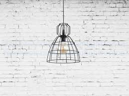 wire pendant lamp wire lampshade