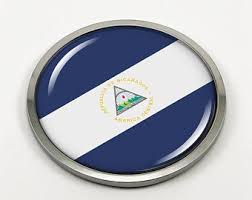 Nicaragua Decal Etsy