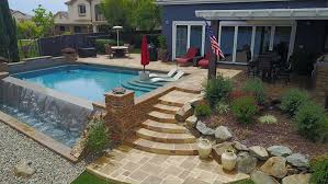 refresh a concrete patio with a