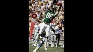 Wesley Walker Career Highlights (1977-1989) - NFL's Greatest - YouTube
