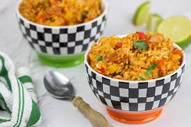 slow cooker spanish rice an easy
