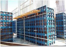 steel formwork for concrete slab