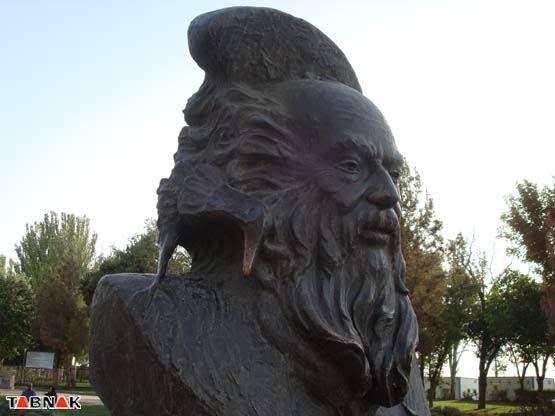 """مجسمه عطار ile ilgili görsel sonucu"""""""