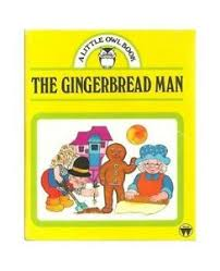 The Gingerbread Man (A Little owl book) by Young, Hilda Paperback ...
