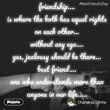 bestfriend sday friendship is where the both english quotes