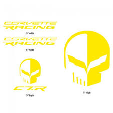 Jake Decal Pack Yellow