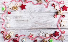 تحميل خلفيات إطار عيد الميلاد خشبية خلفية بيضاء سنة جديدة سعيدة