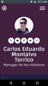 Eduardo Montalvo for Android - APK Download