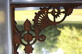 2 victorian window shelf brackets free
