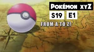 Pokémon Season 19 Episode 1[ ENG ] - YouTube