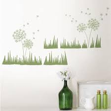 Wall Pops Green Wishes In The Wind Wall Decal Dwpk2759 The Home Depot