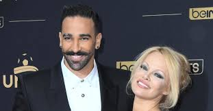 Adil Rami ready to take revenge on Pamela Anderson after their stormy  separation? That day he almost rocked their sextapes - News24viral