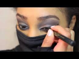 beauty tutorial makeup ninja women