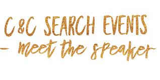 C&C Search Events - Abigail Barnes | C & C Search