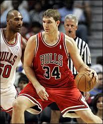 Aaron Gray : : Size Matters | Chicago Bulls