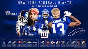 new york giants nfl football sports
