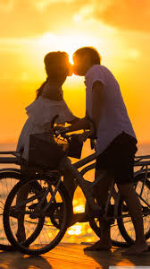 love kiss ultra hd desktop background