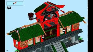 Lego Ninjago Battle for Ninjago City instructions 70728 - YouTube