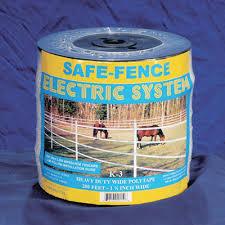 Safe Fence Electric System Farmtek