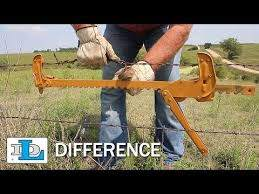 Goldenrod Fence Stretcher Splicers Dl Difference Youtube