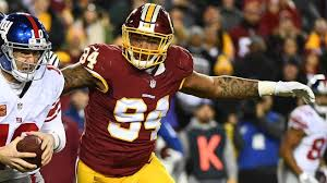 Need to Know: It's science--Preston Smith is one of the NFL's top pass  rushers | NBC Sports Washington