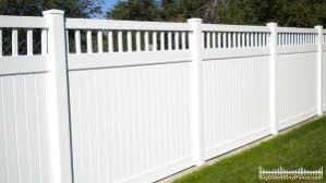 Is All Vinyl Fence The Same Buy Direct Vinyl Fence