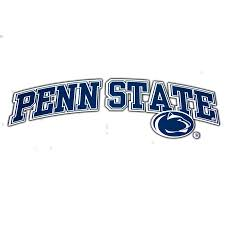 6 5 Inch Penn State Arch Decal Sticker Lions Pride
