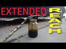 vehicle undercoating oil spray gun