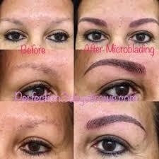 best eyebrow tinting near me april