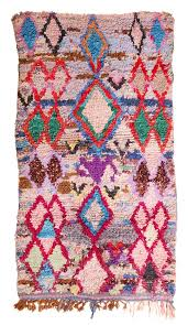 gorgeous boucherouite rag rugs from