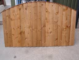 Convexed Arched Long Eaton Fencing